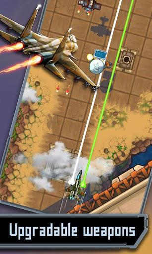 Mig 2D: Retro Shooter! apkmr screenshots 4
