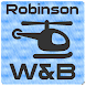 Robinson Weight & Balance - Androidアプリ