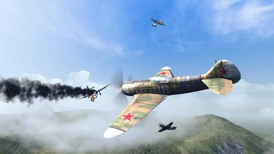 Warplanes: WW2 Dogfight MOD APK (Premium Unlocked) Download 5