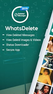 WhatsDelete: View Deleted Messages & Status saver 1