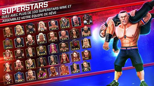 Code Triche WWE Mayhem (Astuce) APK MOD screenshots 4