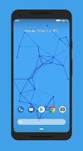 PLX - Particle Live Wallpaper Pro Free screenshot thumbnail