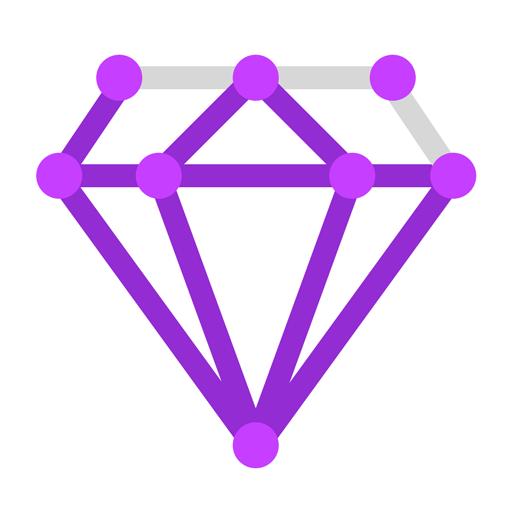 ワンラインパズル-接続をリラックス