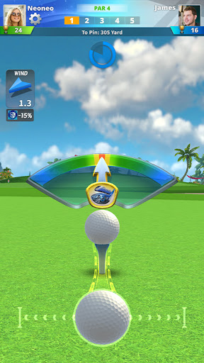 Golf Impact - World Tour apktram screenshots 8