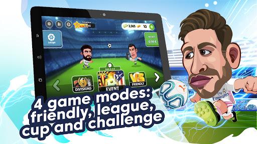 Head Football LaLiga 2021 - Skills Soccer Games 6.2.4 screenshots 12