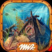Hidden Objects Under the Sea - Treasure Hunt Games