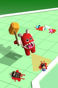 Imposter Smashers 2 - cute survival io games Screenshot