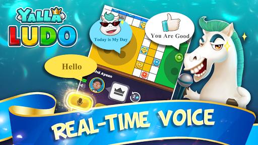 Yalla Ludo - Ludo&Domino android2mod screenshots 18