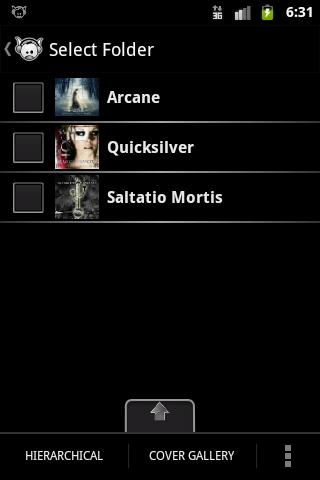 MortPlayer Music  screenshots 5