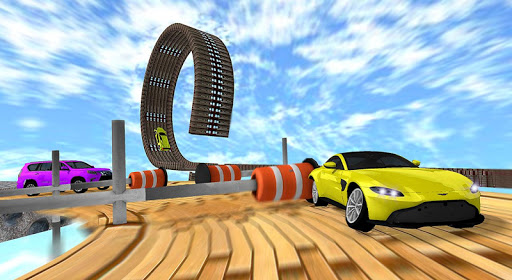 City GT Racing Car Stunts 3D Free - Top Car Racing 1.0 screenshots 5