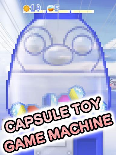 Pesoguin capsule toy game  screenshots 18