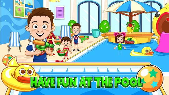 My Town : Hotel For Android [Paid, MOD] 4
