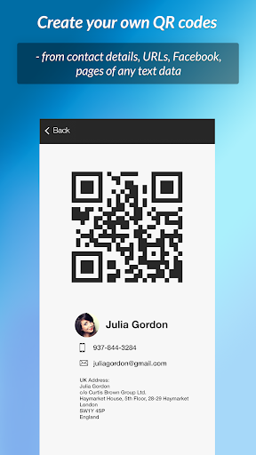 QR Scanner & Barcode reader  Screenshots 4