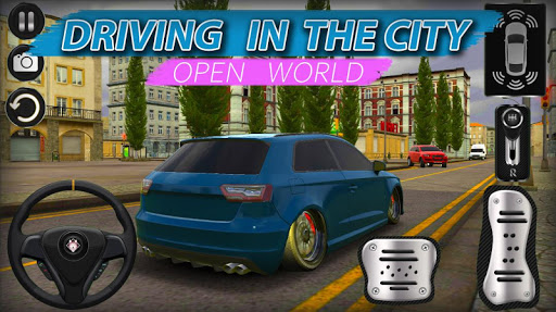 Télécharger Gratuit Car Parking 2020 pro : Open World Free Driving  APK MOD (Astuce) screenshots 1