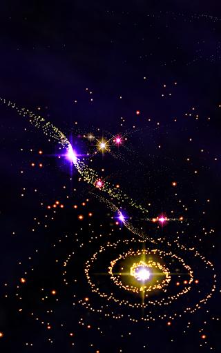 3D Stars Journey - Universe Music Visualizer Apkfinish screenshots 23