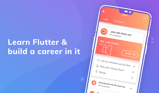 flutter appTutorial: Learn Flutter with Dart 4