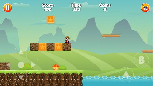 Code Triche Super Bino Go 2021 New Adventure (Astuce) APK MOD screenshots 1