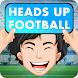 ヘッズサッカージェスチャー2018:プレーヤーを推測! - Androidアプリ
