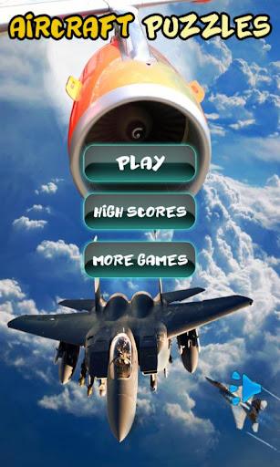 aircraft plane puzzles screenshot 1