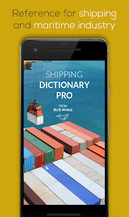 Shipping Dictionary Pro APK 1