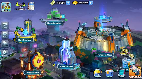 Nonstop Game: Cyber Raid 0.1.31 Screenshots 8