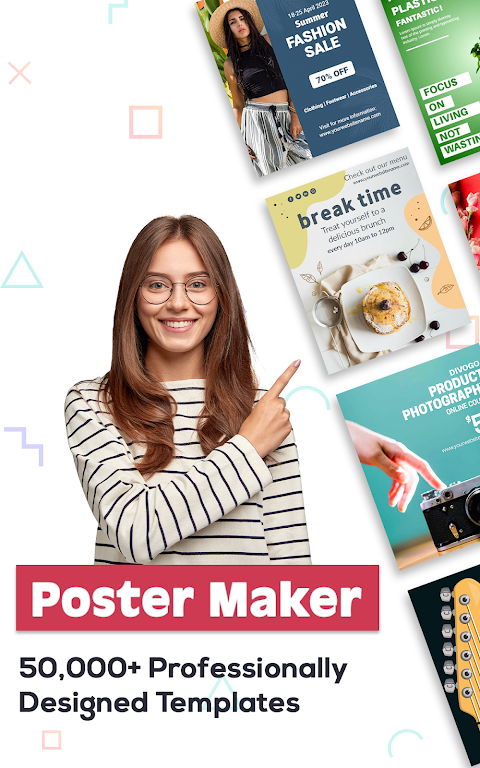 Poster Maker 2021 - Create Flyers & Posters poster 16