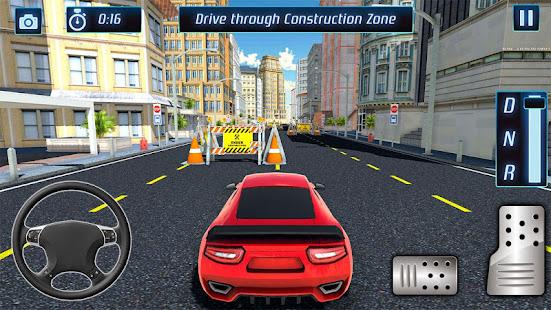 Modern POV Car Driving Games 1.7 Screenshots 4