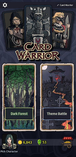 Card Warrior: Deck Building RPG 1.267.P 1