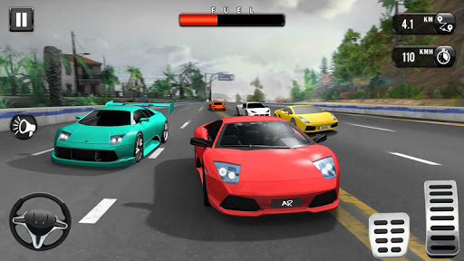 Speed Car Race 3D: New Car Games 2021 1.4 Screenshots 4