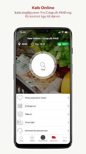 Coop u2013 Buy Online, Scan & Pay, AppKup, Offers apktram screenshots 6