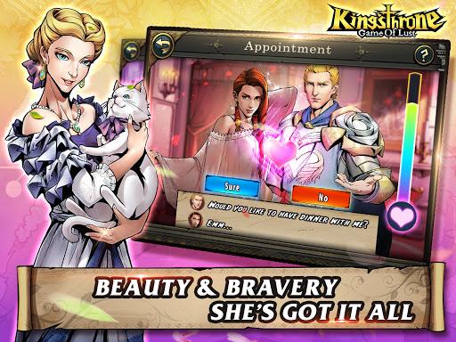 King's Throne: Royal Delights  screenshots 17