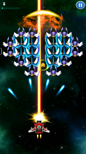 Télécharger Galaxy Invader: Space Shooting APK MOD 2