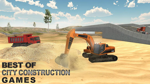 Heavy Excavator Simulator PRO 6.0 screenshots 4