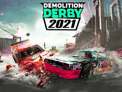 Free Demolition Derby 2021  Car Crash Destruction Games 2