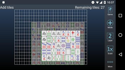 Mahjongg Builder 3.1.0 screenshots 5