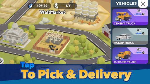 Transport City: Truck Tycoon apkdebit screenshots 12