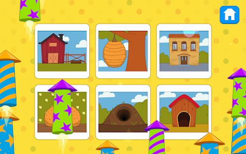 The Blue Tractor: Fun Learning Games for Toddlers 1.2.0 Screenshots 16