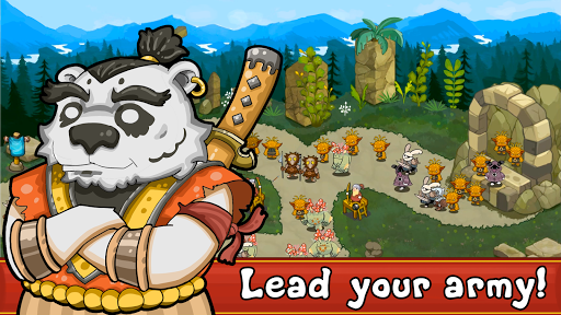 Tower Defense Kingdom: Advance Realm apkslow screenshots 11