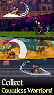 Idle Hero Slayer – Fantasy Pixel Dungeon Survival Mod Apk 1.0.06 2