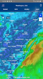 Weather Radar – Windy, rain radar & storm radar 4