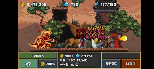 uae38ub4dcud0a4uc6b0uae30RPG Apkfinish screenshots 15