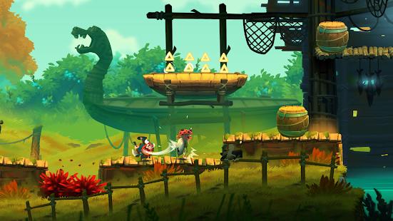 Скриншот №3 к Oddmar