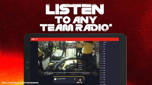 F1 TV 1.14.0 Screenshots 18