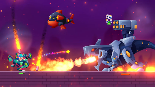 Crash of Robot apkpoly screenshots 11