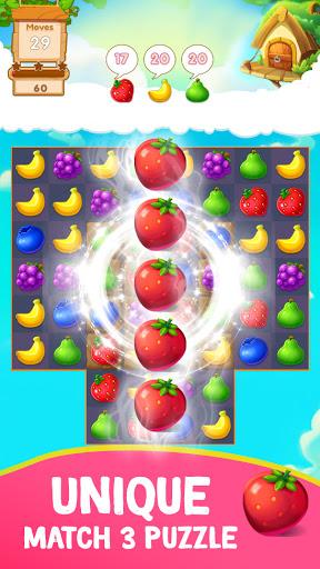 Fruit Mania Cruise – Match 3 Puzzle Games https screenshots 1