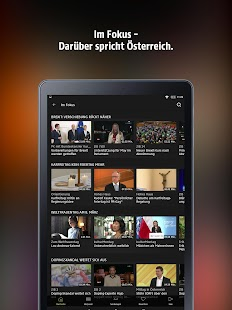 ORF TVthek: Video on demand Screenshot