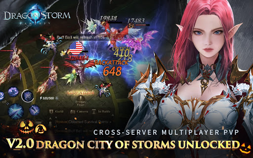Dragon Storm Fantasy 2.0.1 screenshots 9