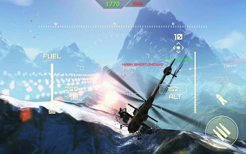 World of Gunships Online Game Screenshot