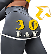 30 Day Butt & Leg Challenge women workout home