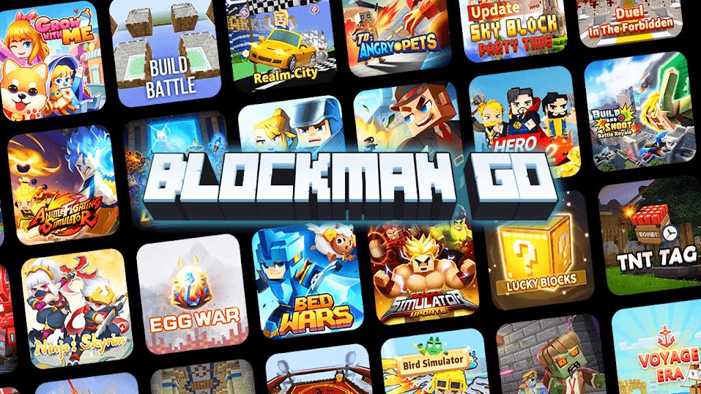 Blockman Go  poster 6